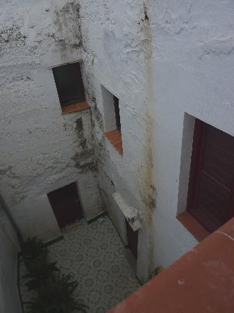 Posada la Plaza: Courtyard2