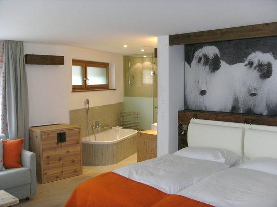 Europe Hotel & Spa: Zimmer 115 Neubau