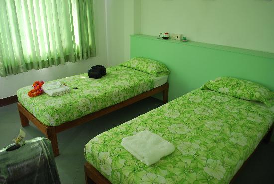 Asmita Bed & Breakfast: Nuestra habitacion