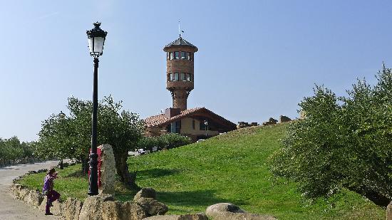 Laguardia, Spanje: Exterior del hotel