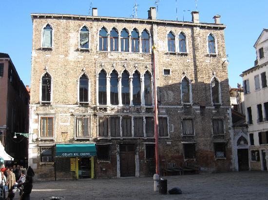 Zaguri B&B: Palazzo Zaguri Außenansicht