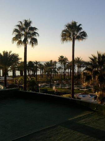 MedPlaya Hotel Pez Espada: View from our room