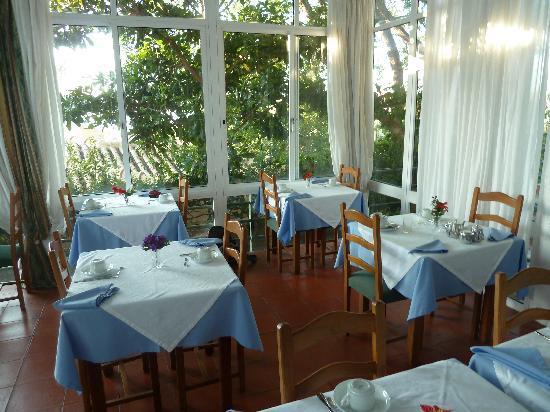 Monte Verde: Fruehstuecksraum