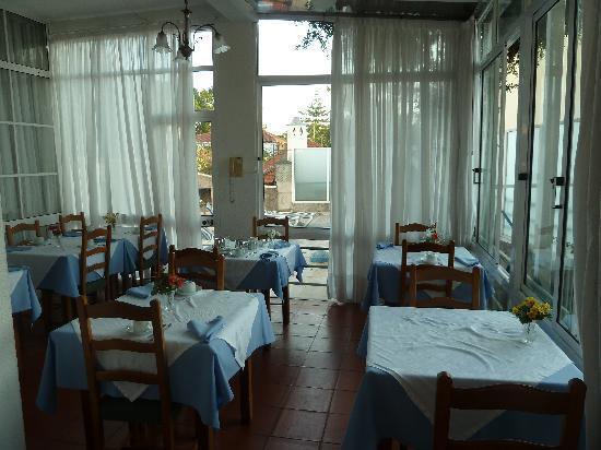 Estalagem Monte Verde & Melba: Fruehstuecksraum