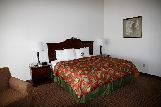 Best Western Chieftain Inn: Unser Zimmer 1