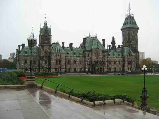 Parlamento en Ottawa