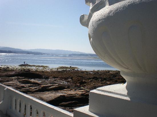 Talaso Hotel Louxo la Toja: échale un vistazo al mar y relájate