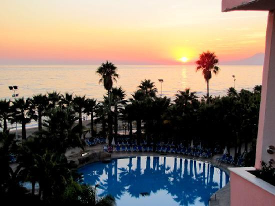 Marbella Playa Hotel: swimmingpool