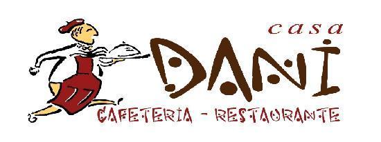 Cafeteria Restaurante Casa Dani : LOGO