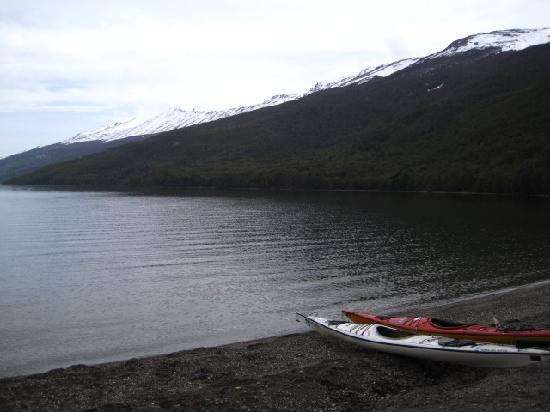 Mysten Kepen B&B: Lago Roca