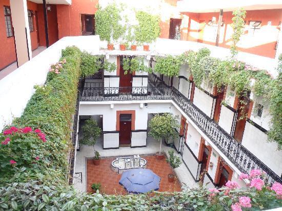 Hotel Imperial : Vista desde el 3er piso