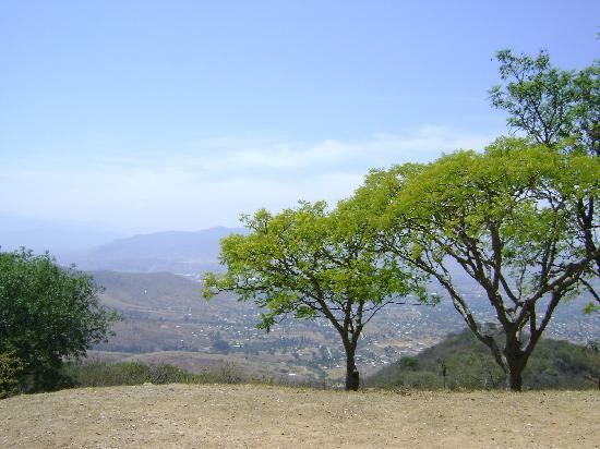 Oaxaca, México: Hermosas vistas de Monte Alban