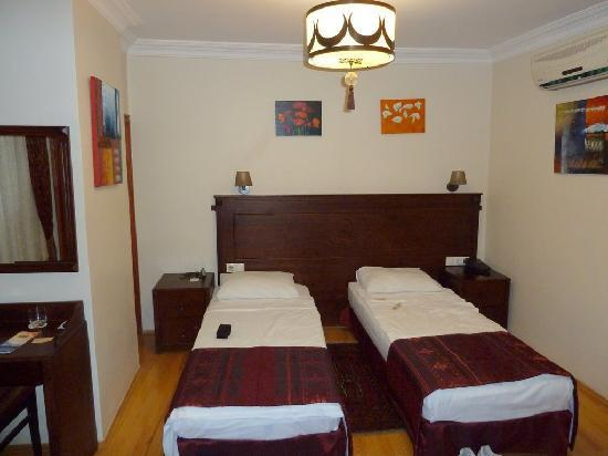Berce Hotel: Room 105 (1)