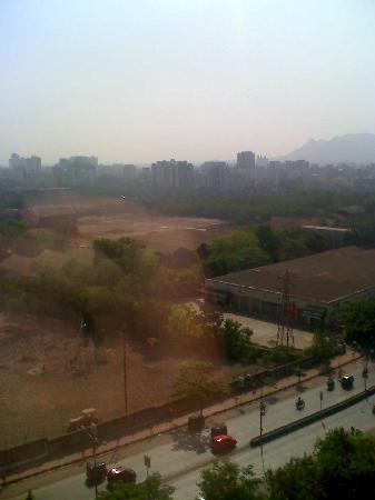 Hotel Satkar Residency: room view