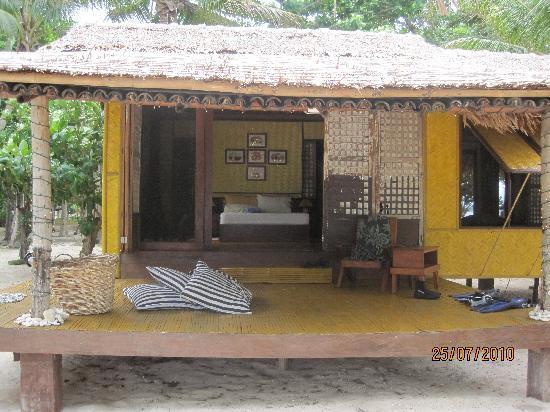 Mangenguey Island: The Mimosa Cottage