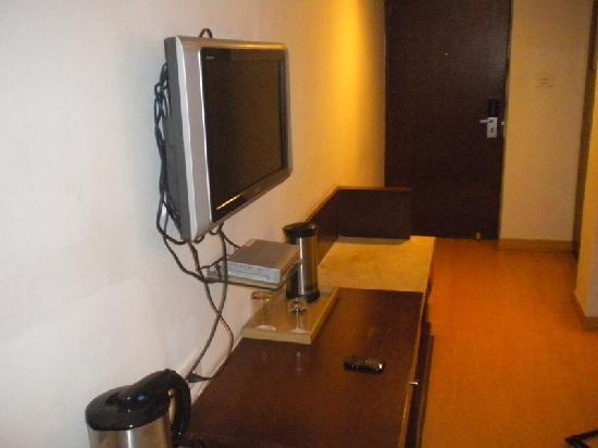 Hotel Bhaskar Plaza Hyderabad: room