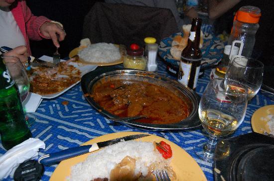 Chez Loutcha: Mutton Maffe