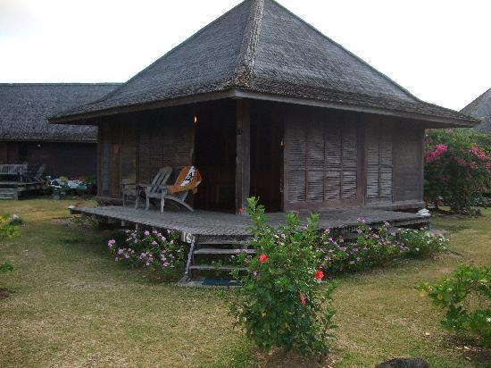Hotel Matira : bellissimo bungalow