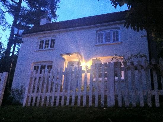 Hill Cottage Crowborough: Hill cottage