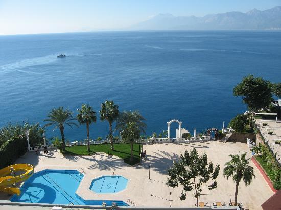 Antalya Adonis Hotel : Panorama