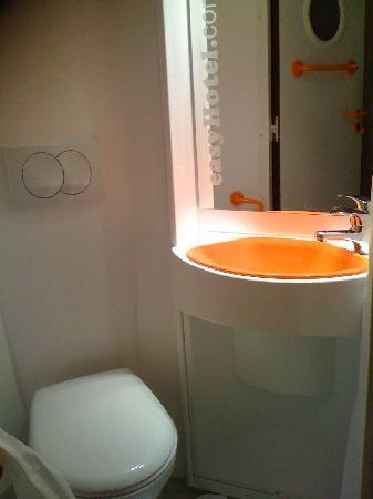 Space Age Bathroom Picture Of EasyHotel Edinburgh Edinburgh