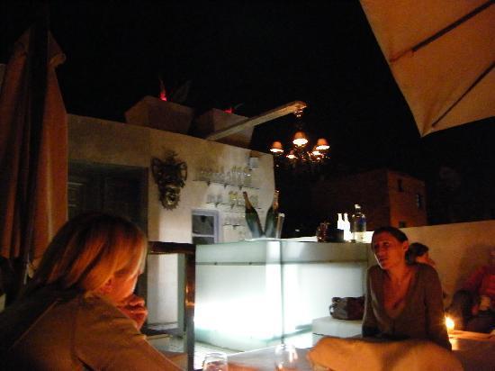 Mezzanine Fes: Terraza