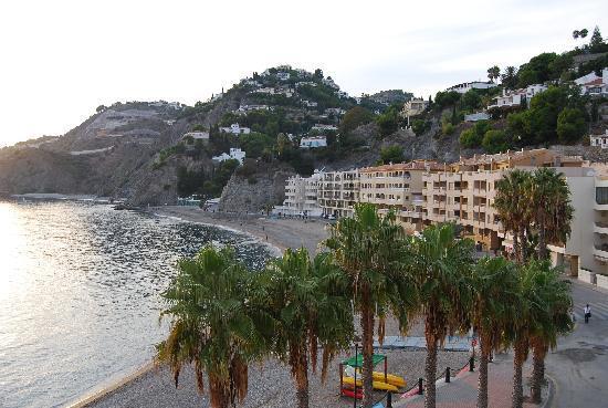 Hotel Playa Cotobro: playa vista desde el hotel