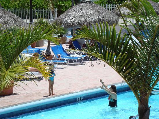 HI Miami Beach: otra foto de la piscina