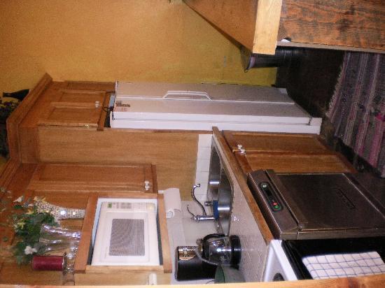 River Street Inn: Kitchen