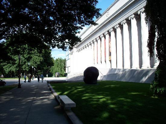 Kunstmuseum: Exterior