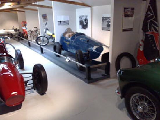 Yaldhurst Museum of Transport and Science: Historic Racing Display