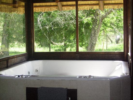 Province of Chaco, Argentina: el jacuzzi