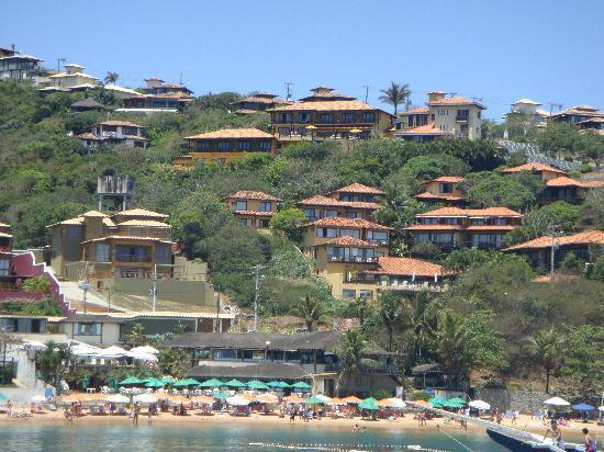 Búzios, RJ : Playa Joao Fernandez