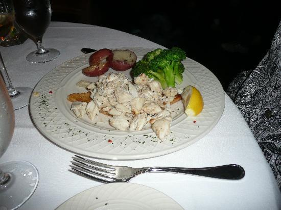 Milford Oyster House: Crab