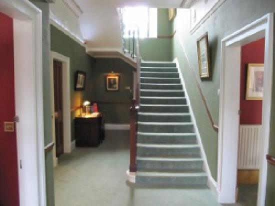 front hallway picture of 23 mayfield edinburgh tripadvisor