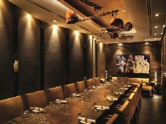 Charmant Rang Mahal Pavilion: Sitar Private Dining Room
