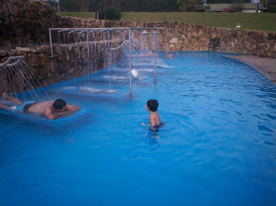 Hotel Horacio Quiroga Spa Thermal: termas