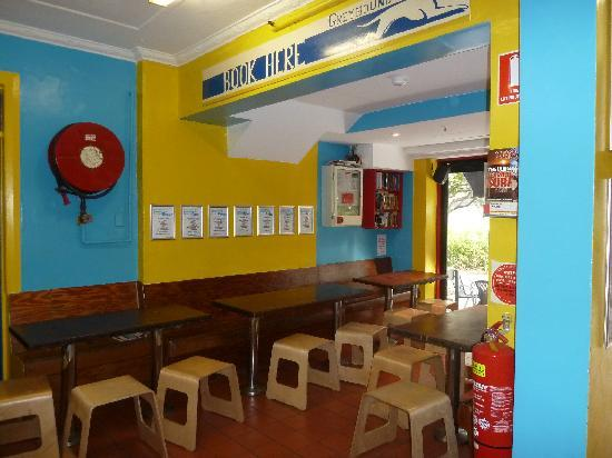 Jolly Swagman Backpackers: Common area