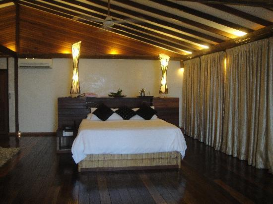 Japamala Resort by Samadhi: Spacious Bedroom in The Penghulu