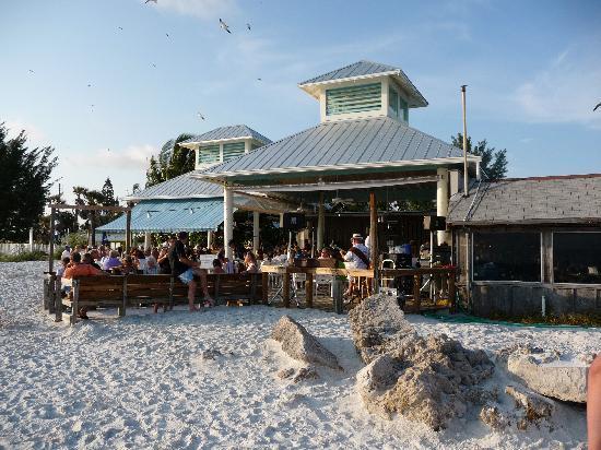 The Sandbar Picture Of Sandbar Restaurant Anna Maria Tripadvisor