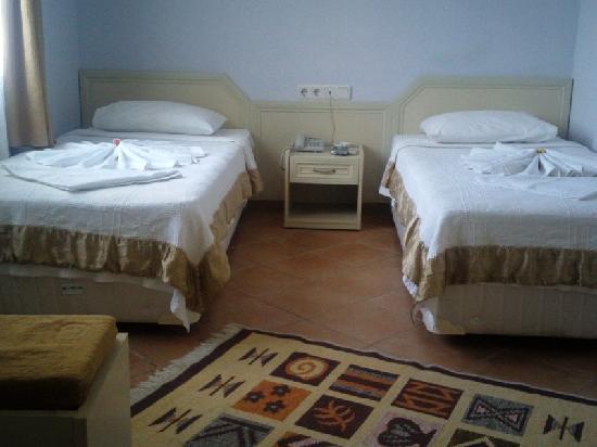 Aslan Hotel Turgutreis : aslan hotel odalarımız