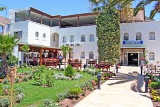 Aslan Hotel Turgutreis : aslan hotel görünüş