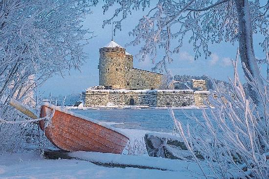 Savonlinna, Finlandia: Olavinlinna Castle