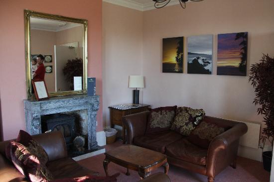 Fernhill Hotel: The snug