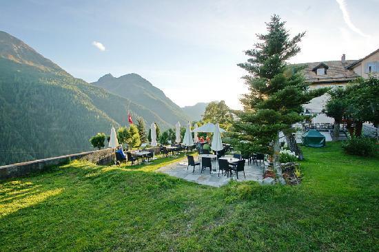 Hotel Meisser auf der Alpenterasse