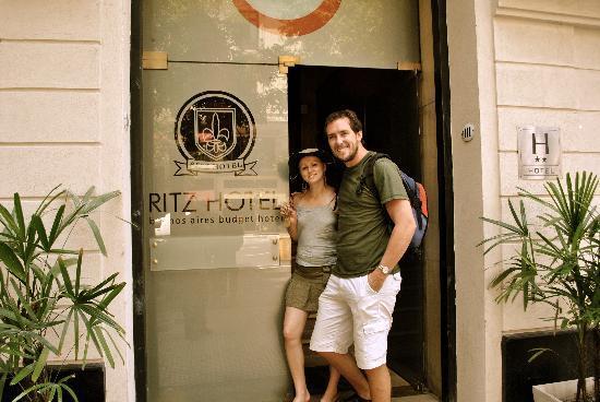 Ritz Hostel : Ritz Hotel BA