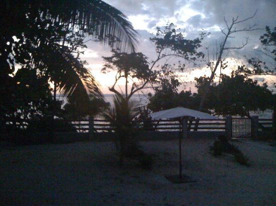 Fleur de Sel: sunrise at 5:15am!