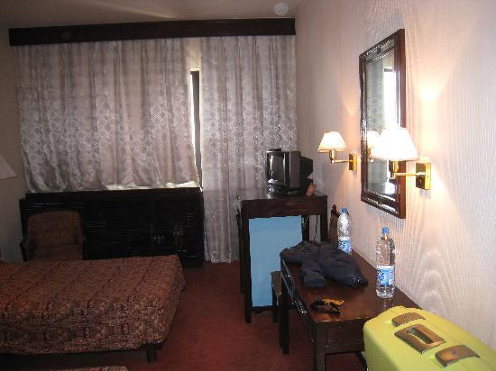 Bukhara Palace Hotel: Habitación