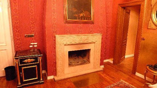 Alchymist Nosticova Palace : Camera