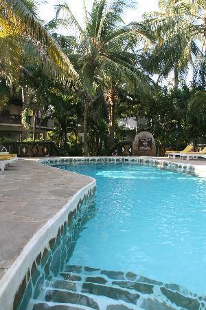 Scorpio Villas: una delle 3 piscine
